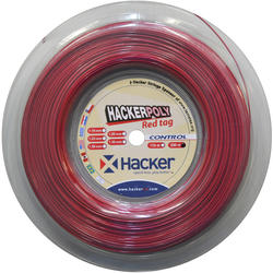 Rollo de Cuerdas Hacker POLY RED TAG - 200m