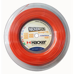 Rollo de Cuerdas Hacker POLY ORANGE TAG - 200m