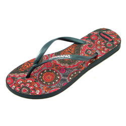 Ojotas Hawaianas ARABESQUE BLACK
